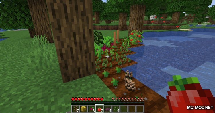 Simple Farming mod for Minecraft (7)