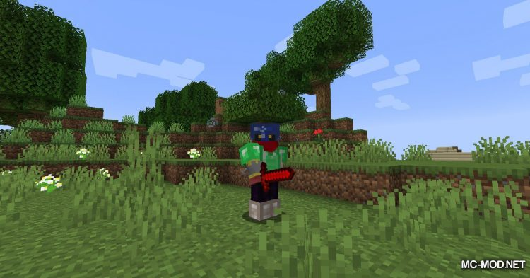 SuperTools mod for Minecraft (2)