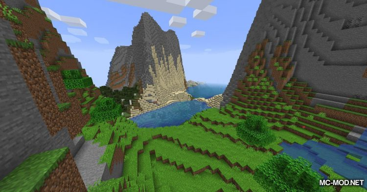 Traverse mod for Minecraft (5)