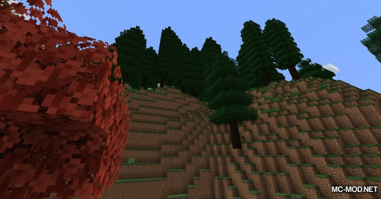 Traverse mod for Minecraft (9)