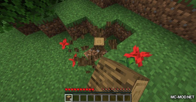 Trees Do Not Float mod for Minecraft (12)