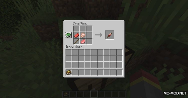 Well Fed mod for Minecraft (4)