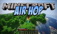 Air Hop mod for Minecraft logo