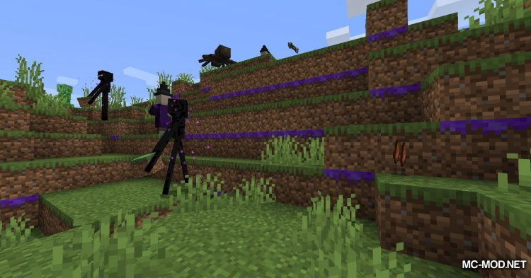 Cursed Earth mod for Minecraft (10)