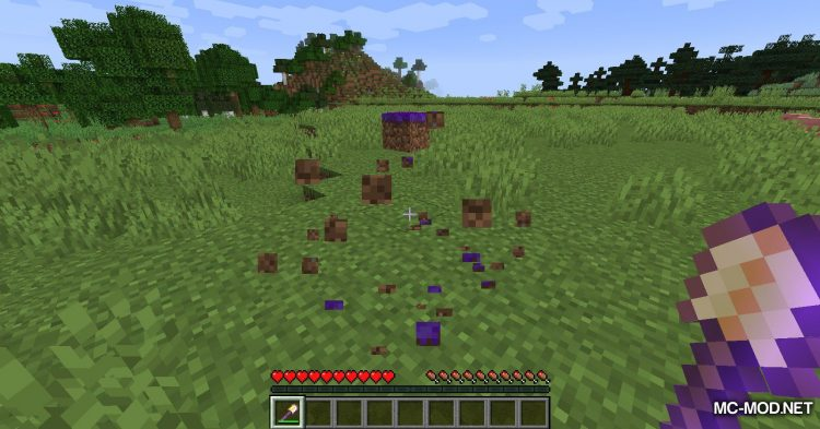 Cursed Earth mod for Minecraft (13)