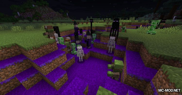 Cursed Earth mod for Minecraft (14)