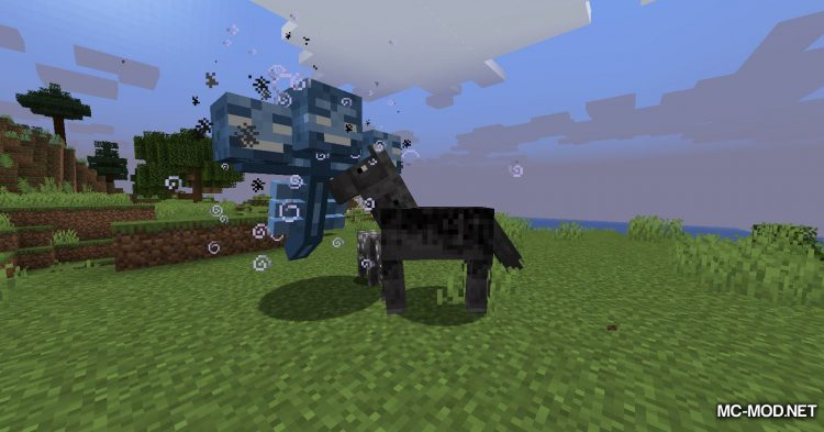 Cursed Earth mod for Minecraft (4)