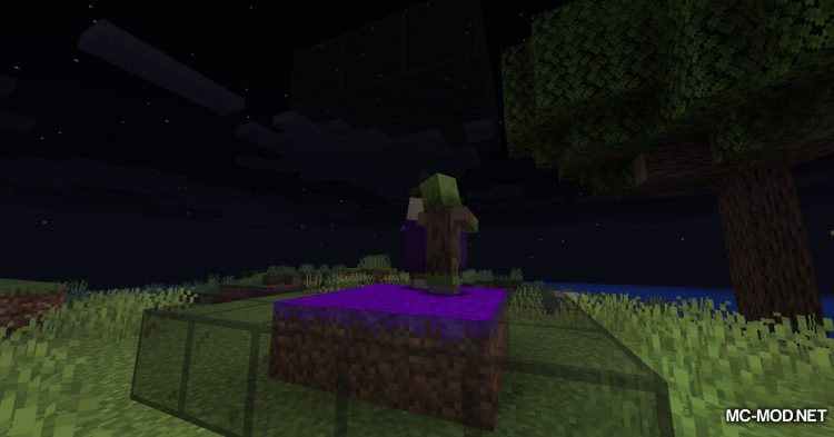 Cursed Earth mod for Minecraft (8)