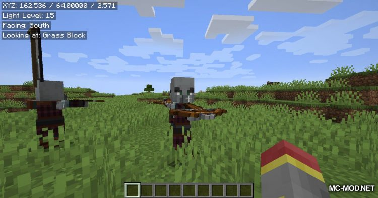 EasyCoords mod for Minecraft (5)