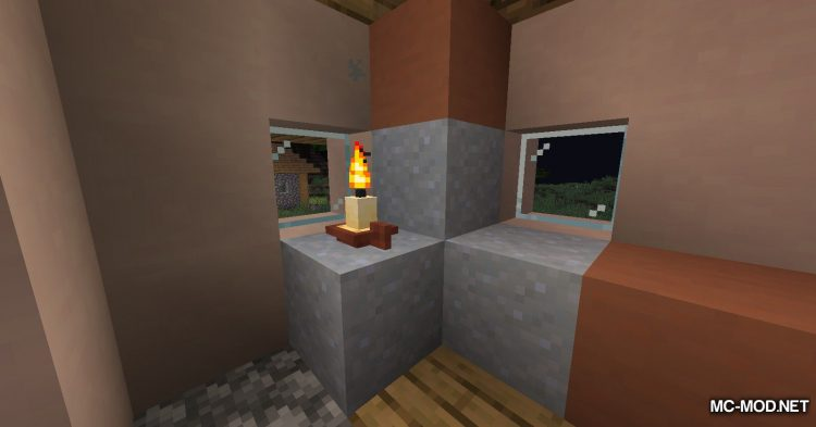 Extended Lights mod for Minecraft (7)