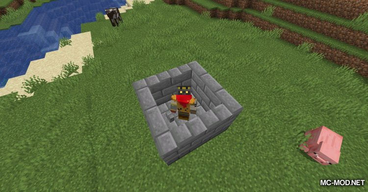 Extended Slabs mod for Minecraft (10)