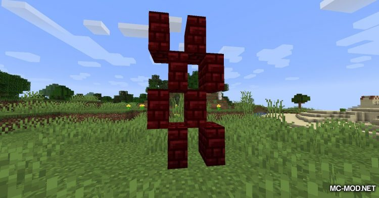 Extended Slabs mod for Minecraft (13)