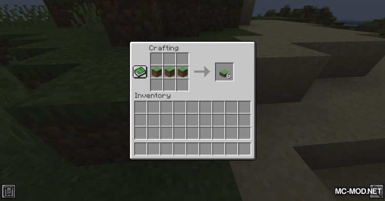 Extended Slabs mod for Minecraft (4)