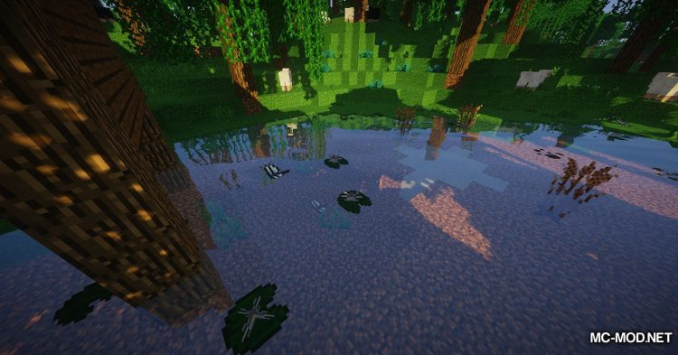 Familiar Fauna mod for Minecraft (3)