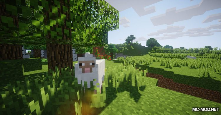 FreeLook mod for Minecraft (12)