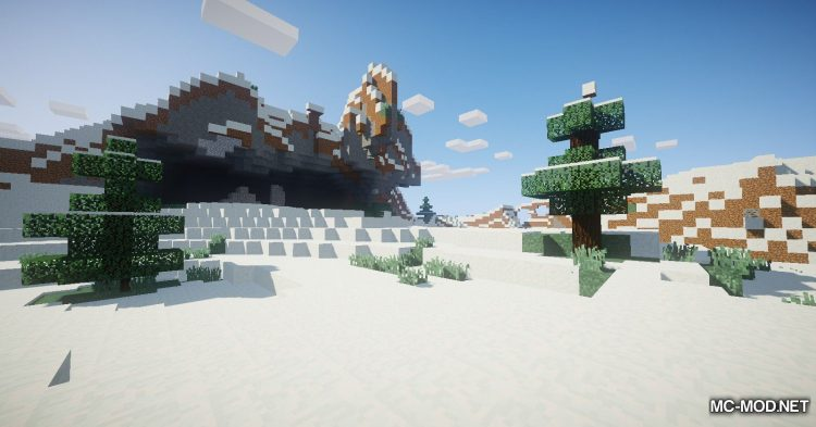 FreeLook mod for Minecraft (2)