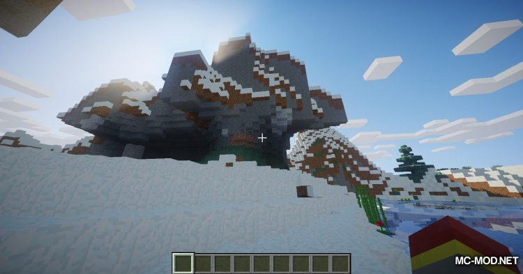 FreeLook mod for Minecraft (3)