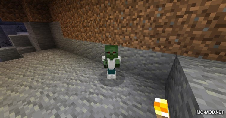 MobZ mod for Minecraft (1)