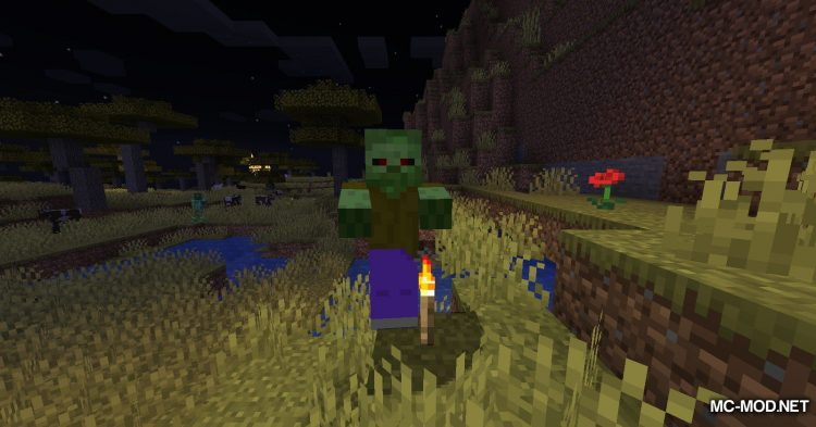 MobZ mod for Minecraft (2)