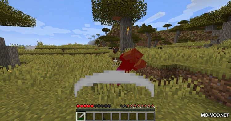MobZ mod for Minecraft (6)