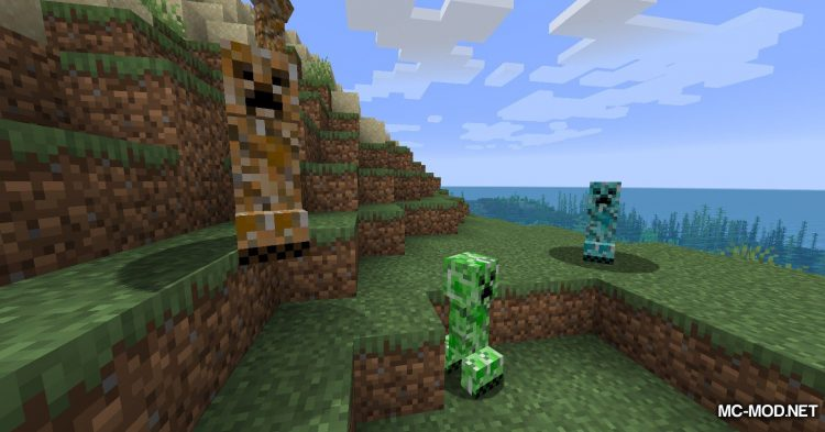 MobZ mod for Minecraft (8)