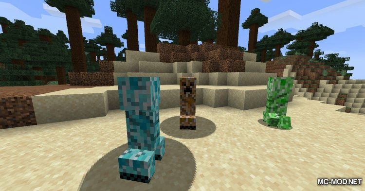 MobZ mod for Minecraft (9)