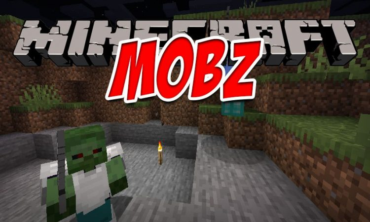 MobZ mod for Minecraft logo 1
