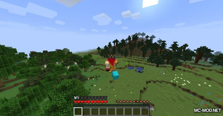 More Boots mod for Minecraft (7)