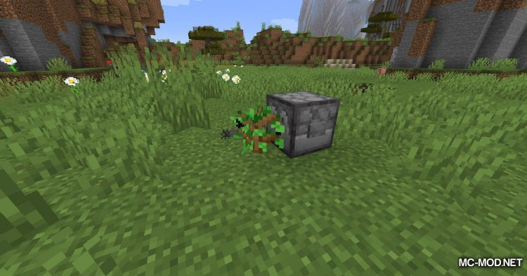 Nice To Have mod for Minecraft (16)