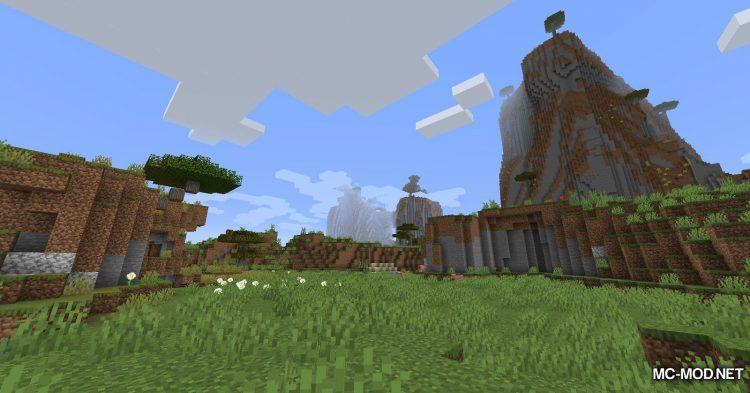 Nice To Have mod for Minecraft (2)