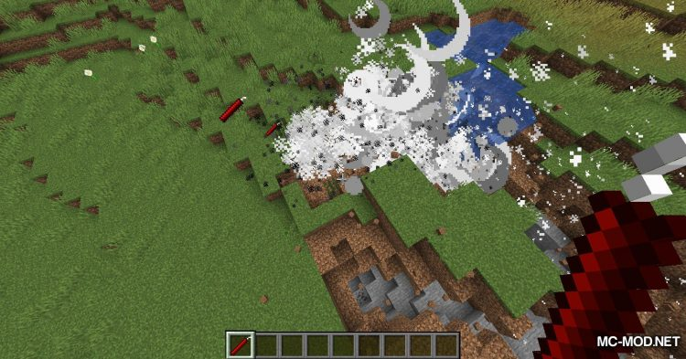 Nice To Have mod for Minecraft (8)