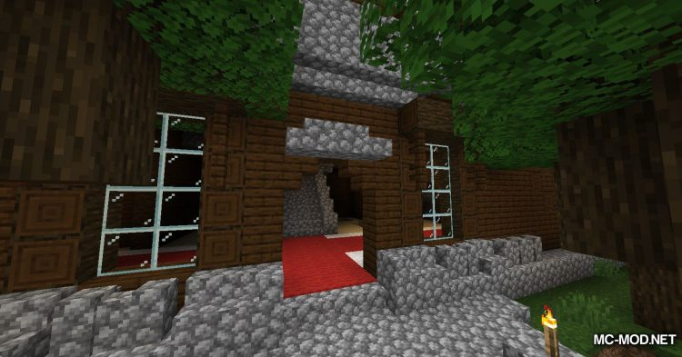 Plain Chunk Loader mod for Minecraft (10)
