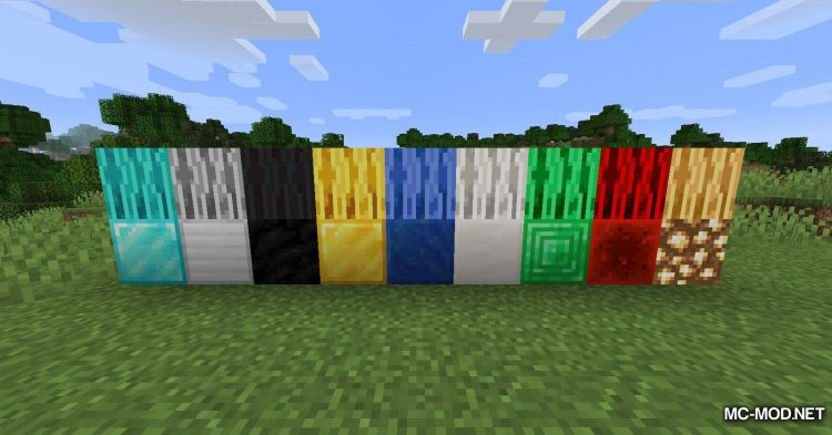 Resource Melons mod for Minecraft (13)