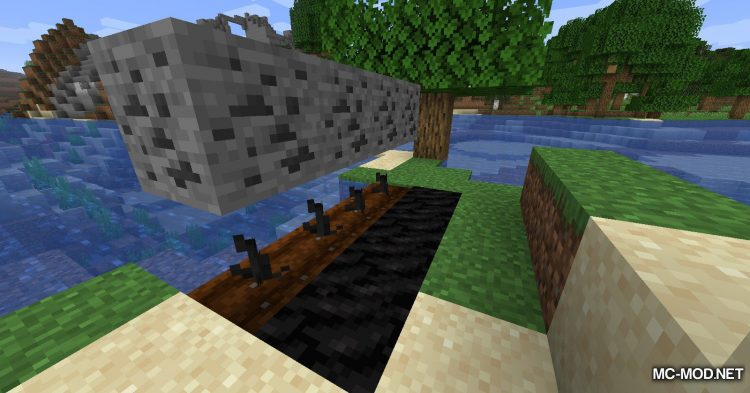 Resource Melons mod for Minecraft (5)