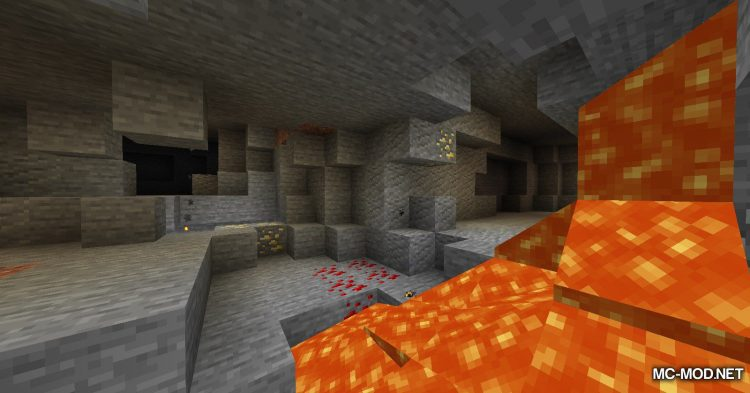 Ring of the Miner mod for Minecraft (4)