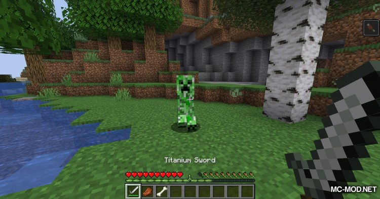 Sauuuuucey_s Ores mod for Minecraft (12)