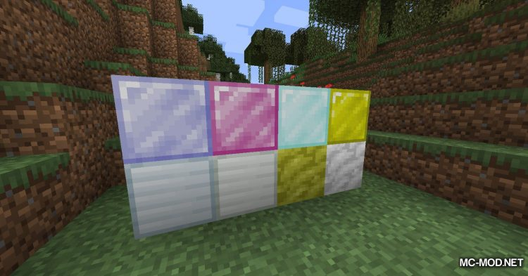 Sauuuuucey_s Ores mod for Minecraft (19)