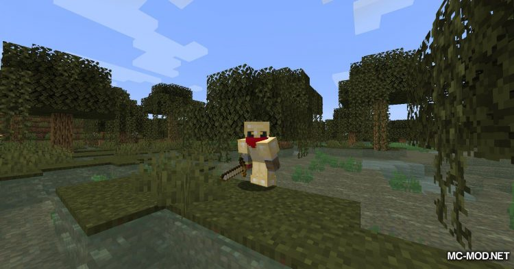 Sauuuuucey_s Ores mod for Minecraft (8)