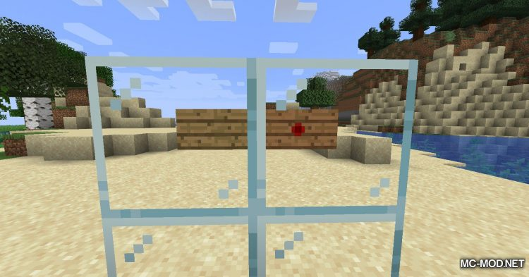 Sign Button mod for Minecraft (10)