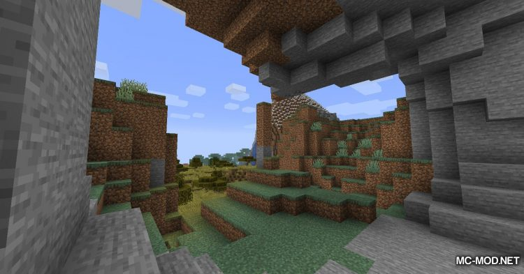 SimpleZoom mod for Minecraft (2)
