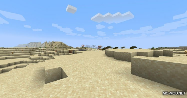 SimpleZoom mod for Minecraft (7)