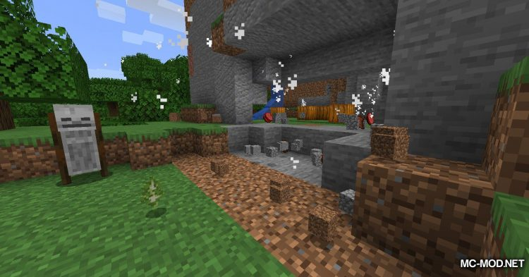 TNT Yeeter mod for Minecraft (11)