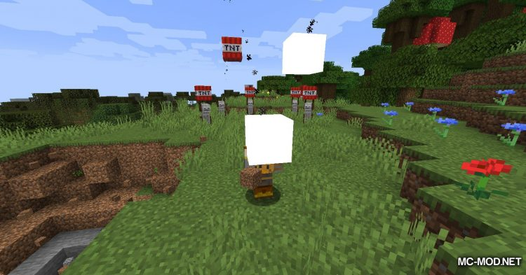 TNT Yeeter mod for Minecraft (14)