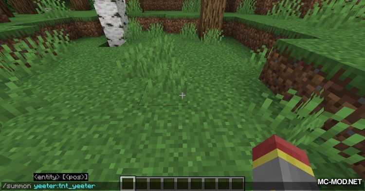 TNT Yeeter mod for Minecraft (16)