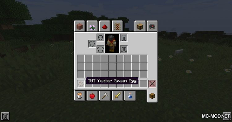 TNT Yeeter mod for Minecraft (3)