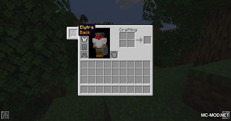 Caelus API mod for Minecraft (4)