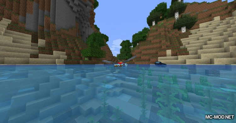 Caelus API mod for Minecraft (7)