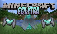 Colytra mod for Minecraft logo