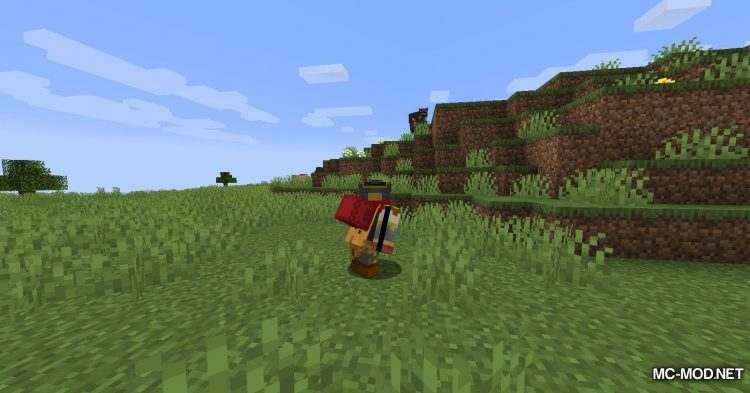 Curios API mod for Minecraft (5)