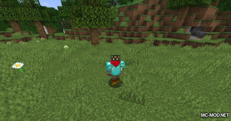 Curious Elytra mod for Minecraft (7)